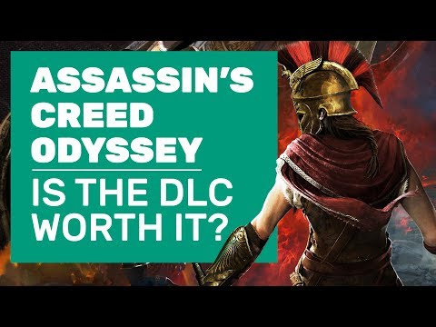 Is Legacy Of The First Blade Episode 1 Worth It? (Assassin's Creed Odyssey DLC Review)