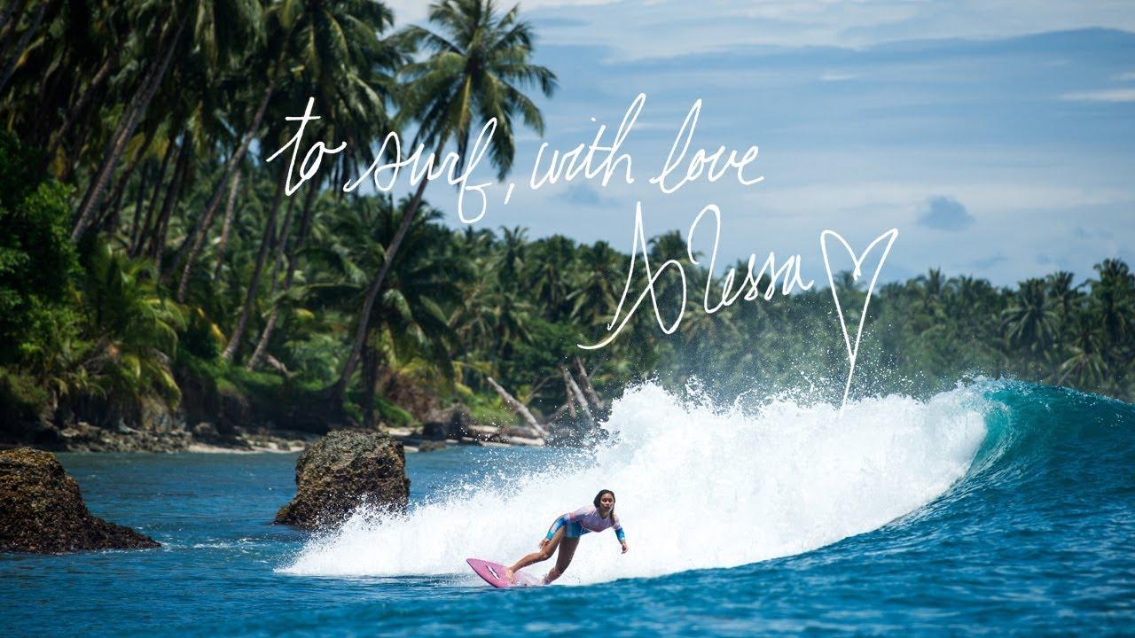 To Surf... with Love, Alessa Quizon