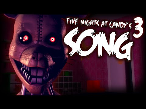 FIVE NIGHTS AT CANDY'S 3 SONG (THEY'RE ALWAYS HERE) - gomotion (feat. Madame Macabre)