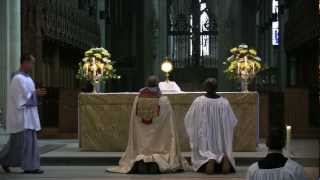 Downside Abbey. Devotion--Interior Disposition, Sermon by Fr A. Geiger FI. A Day With Mary