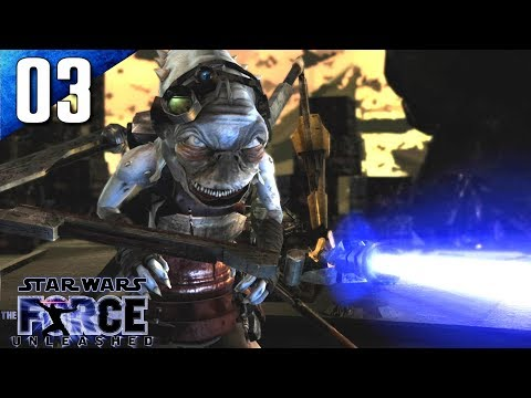 The Force Unleashed (Sith Master) 100% Walkthrough Part 3 - Mission To Raxus Prime (No Commentary)