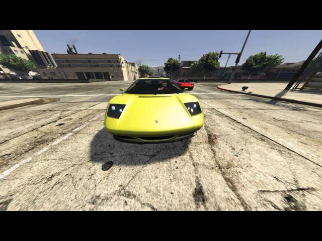 GTA Online - Van Society VS PBMO Race Night