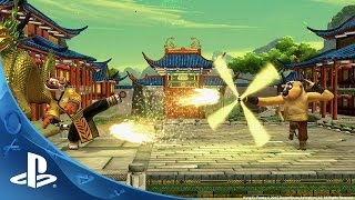 Kung Fu Panda: Showdown of Legendary Legends Teaser Trailer | PS4, PS3