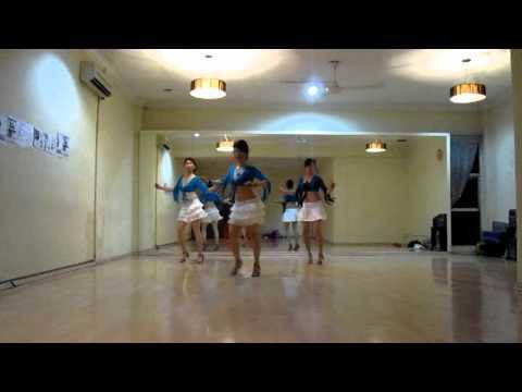 Line Dance- Cha Cha Espana
