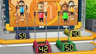 Wii Party Mini-Games (4 Players, Master Difficulty)