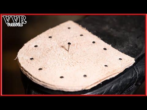 """[asmr]-'clean-&-restore'-""""asos""""-chelsea-boots.-heel-change--4k"""