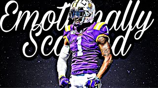 """Ja'Marr Chase Mix - LSU Tigers Highlights """"Emotionally Scarred"""" ᴴ ᴰ 