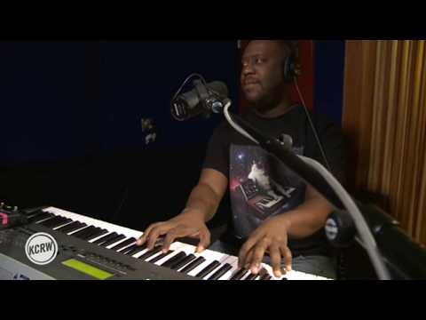 Robert Glasper Experiment Live on KCRW