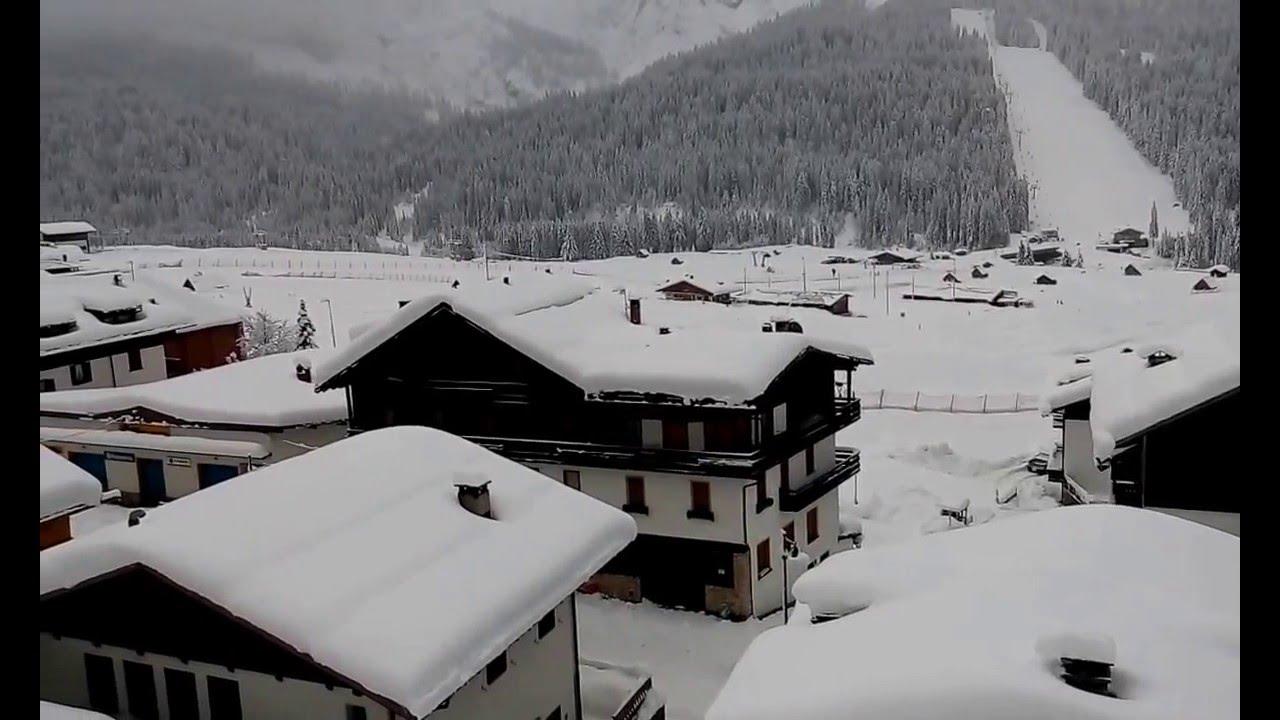 Crans montana snowboarding