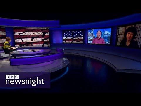 Florida school shooting - BBC Newsnight