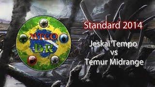 MTGO Brasil - Jeskai Tempo vs Temur Midrange