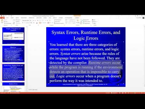 Live Section #01 | Syntax and Logical errors | THK SoftZone