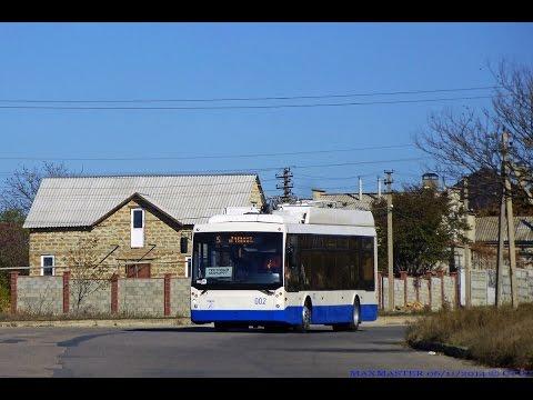 Смотреть Троллейбус с автономным ходом онлайн