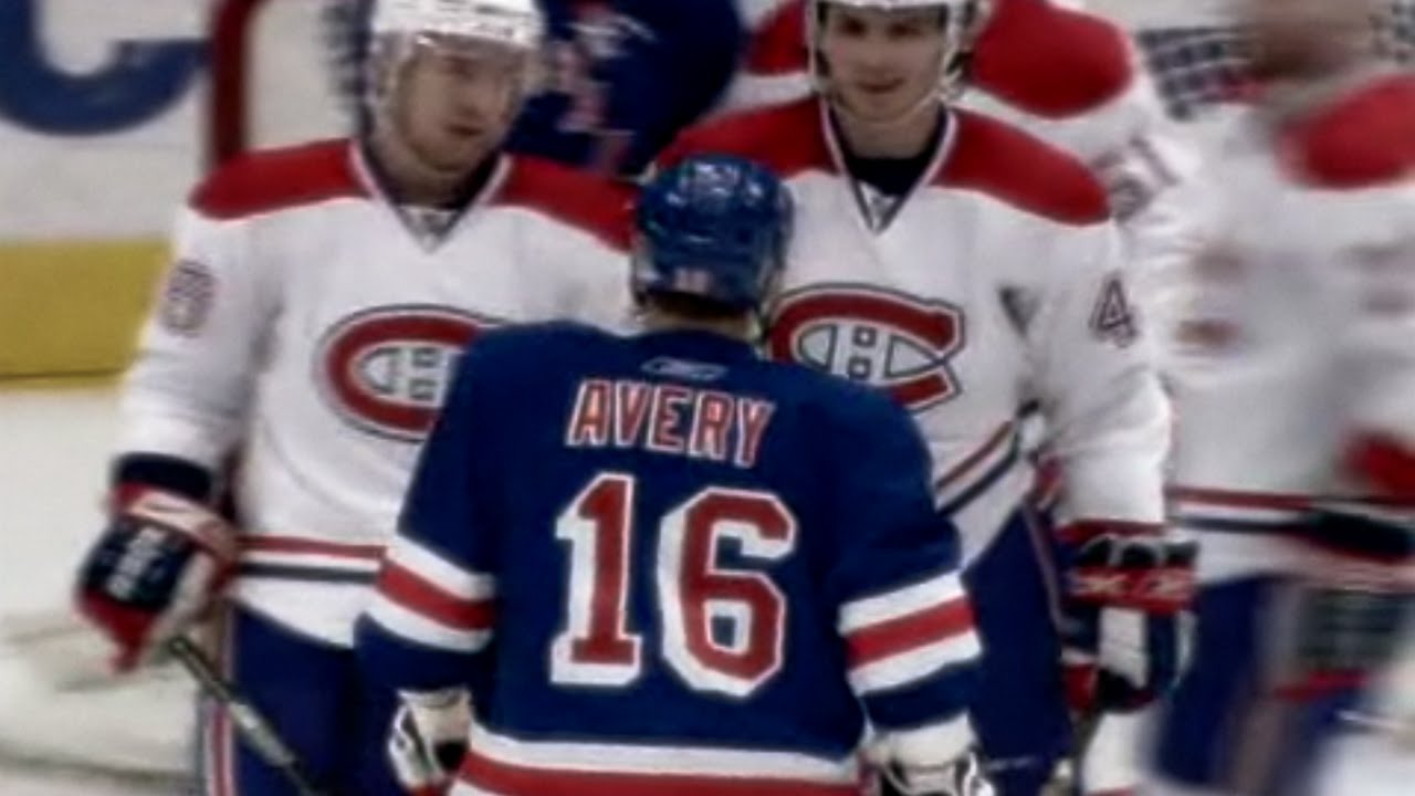 Sean Avery Born To Raise Hell Youtube