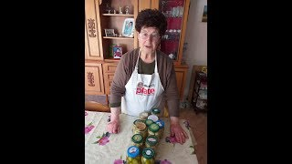 ITALIAN NONNA makes PICKLED ARTICHOKES HEARTS