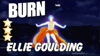 Burn - Ellie Goulding || Just Dance 2015 || Cool music for dancing !