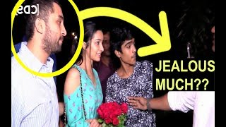 Shraddha Kapoor Brother Siddhanth Kapoor JEALOUS Of Her Fans? WATCH VIDEO