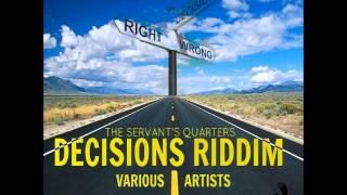 Decisions Riddim @DISCIPLEDJ GOSPEL REGGAE MIX 2014
