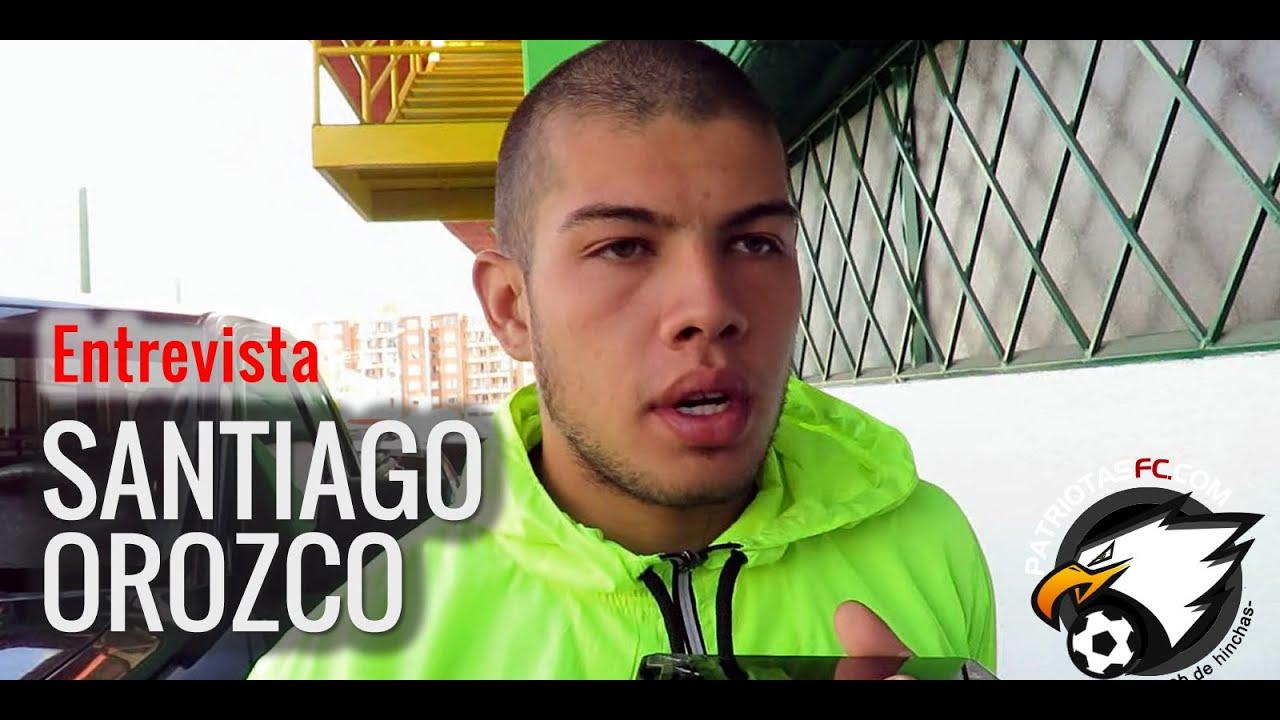 Santa Fe Sera Complicado Pero Podemos Sacar Un Buen Resultado Santiago Orozco Youtube
