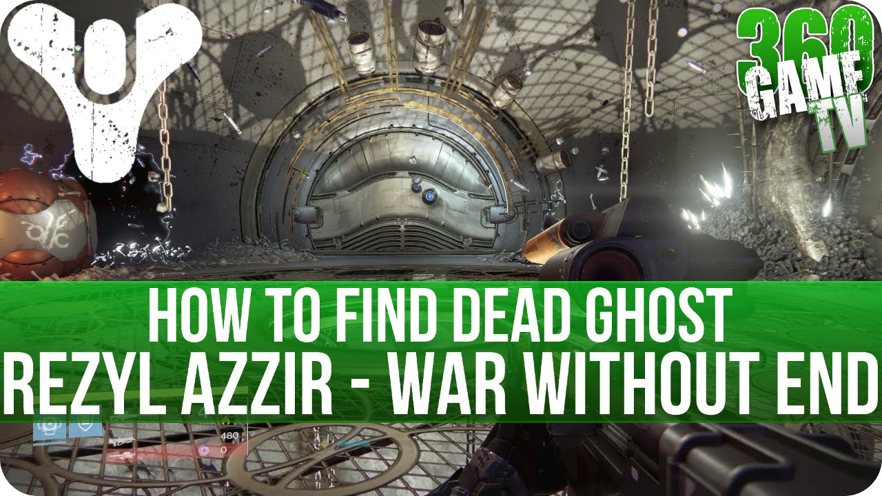 Destiny dead ghost rezyl azzir war without end new dead.
