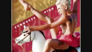 Pink Funhouse Glitter In The Air New 2008 HQ New Album Funhouse