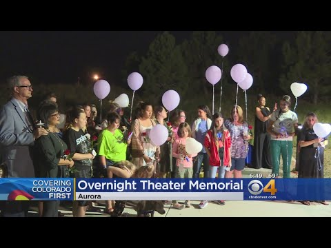 Remembering The Lives Lost In The Aurora Theater Shooting