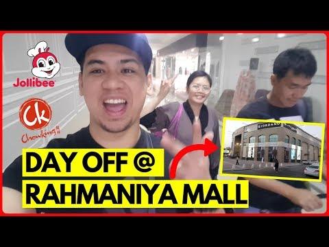 DAY OFF #002 VLOG @ Rahmaniya Mall, Al Khobar