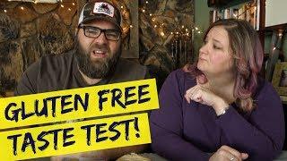 Gluten Free Snacks Taste Test!