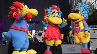Kosmokwaki - zespół muzyczny dla dzieci