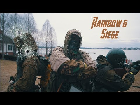 Rainbow Six Siege Cosplay Video // Katsucon 2019