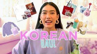 KOREAN HAUL!