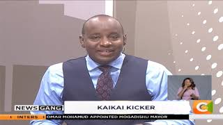 Kaikai's kicker | Kenyatta and Odinga