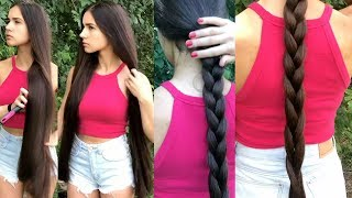 RealRapunzels - Pink brunette (preview)