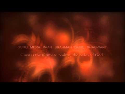 Guru Meri Pooja | Gurbani Kirtan