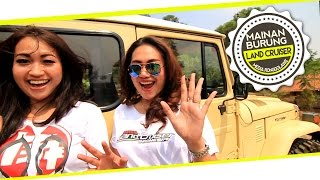 EVENT : Duo Serigala Goyang 12 Tahun Toyota Land Cruiser Indonesia