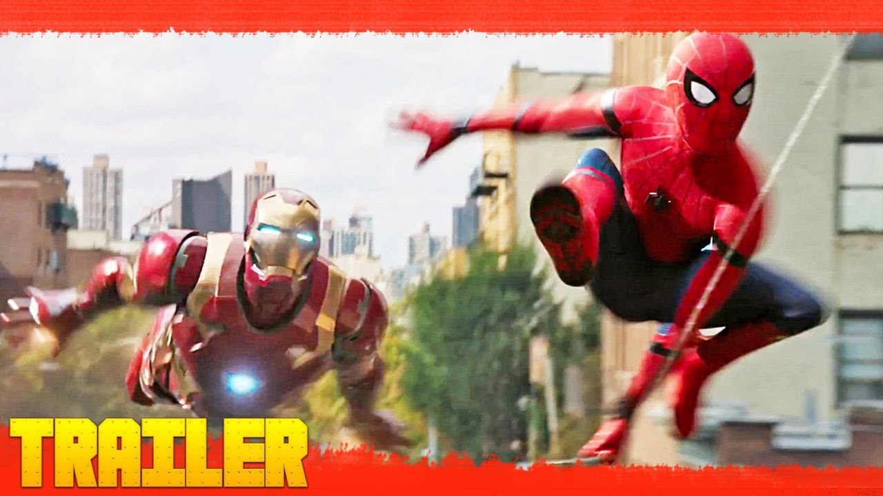 SpiderMan Homecoming 2017 Primer Triler Oficial Espaol  YouTube