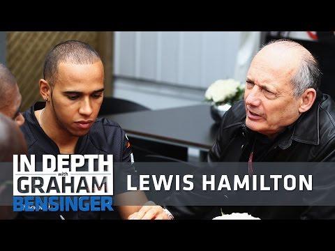 Lewis Hamilton: McLaren felt betrayed