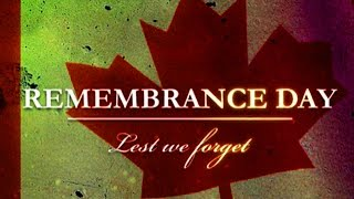 REMEMBRANCE DAY - #555