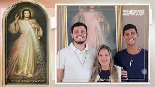 Terço da Misericórdia Ao Vivo - 22/07/19 thumbnail
