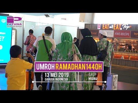 PATUNA TRAVEL - Keb. Umrah Liburan Akhir Tahun Coklat Muda by Oman&Biru by Garuda 26 Des 2019.