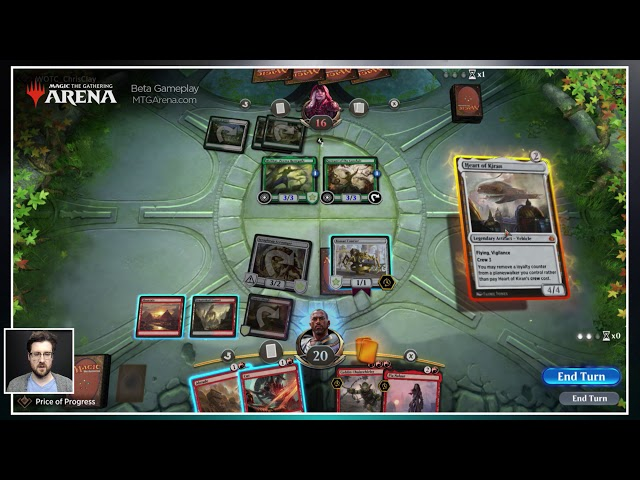 Magic: The Gathering Arena Closed Beta Impressions - From