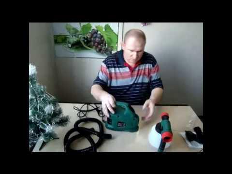 Краскораспылитель Зубр Мастер КПЭ-750 - YouTube