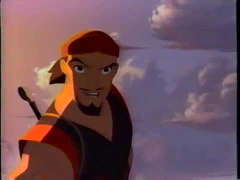 Opening to Sinbad: Legend of the Seven Seas 2003 VHS [True ...