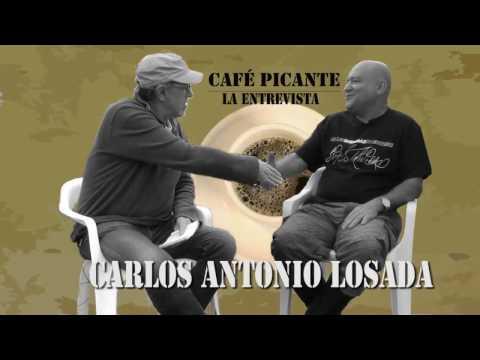 CARLOS ANTONIO LOSADA EN CAFÉ PICANTE