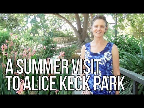 A Vist To Alice Keck Park