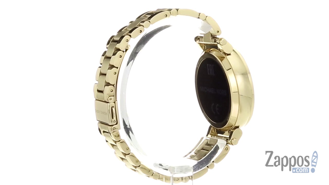 c1853d803f00 Michael Kors Access MKT5021 - Sofie Connected SKU  9011362 - YouTube