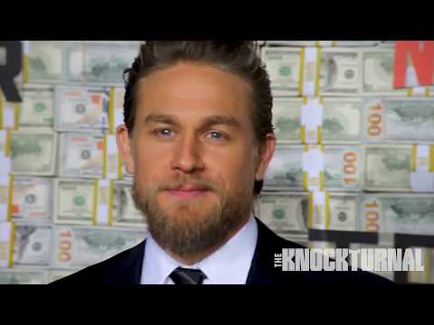 Charlie Hunnam & 'Triple Frontier' Cast Talk New Movie