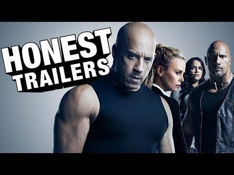 Download Youtube: Honest Trailers - Fate of The Furious