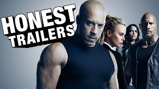 Honest Trailers - Fate of The Furious thumbnail