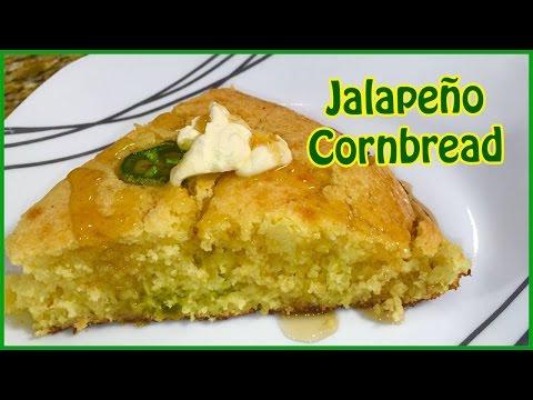 Jalapeño Cornbread